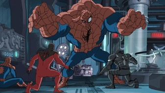 S4 E23: Spider Slayers - Part 3
