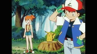 S1 E3: Ash Catches a Pokémon