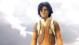 Property of Ezra Bridger