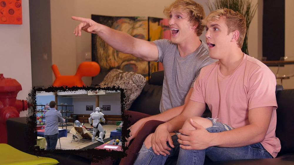 S1 E16: Talk the Prank with Jake and Logan Paul