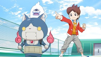 S2 E18: Hangin\' with Mr. Crabbycat: Lesson 1/Yo-kai Mimikin/Yo-kai Snottle