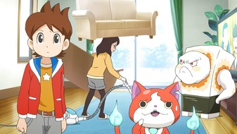 S2 E22: Hangin\' with Mr. Crabbycat: Lesson 4/The Missing Yo-Kai Pad/Yo-Kai Report Cards!