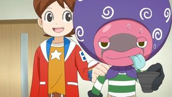 S2 E32: Yo-kai Gimme /Yo-kai Tublappa/Kaptain Komasan!