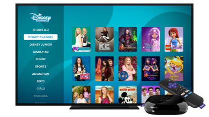 Watch DisneyNOW on Roku | Image