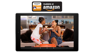 Amazon Fire ABC app