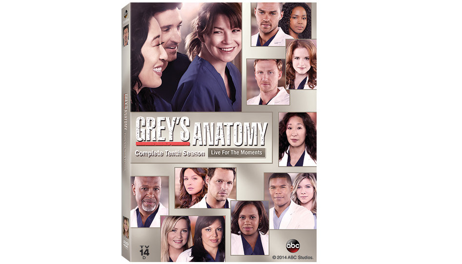 Get The Greys Anatomy Season 10 Dvd Greys Anatomy