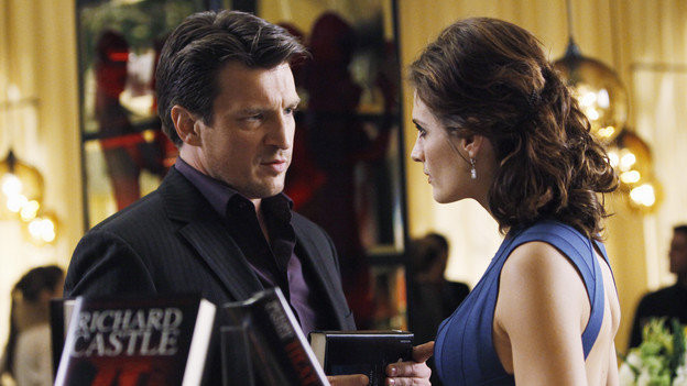 Castle Tv Show Beckett