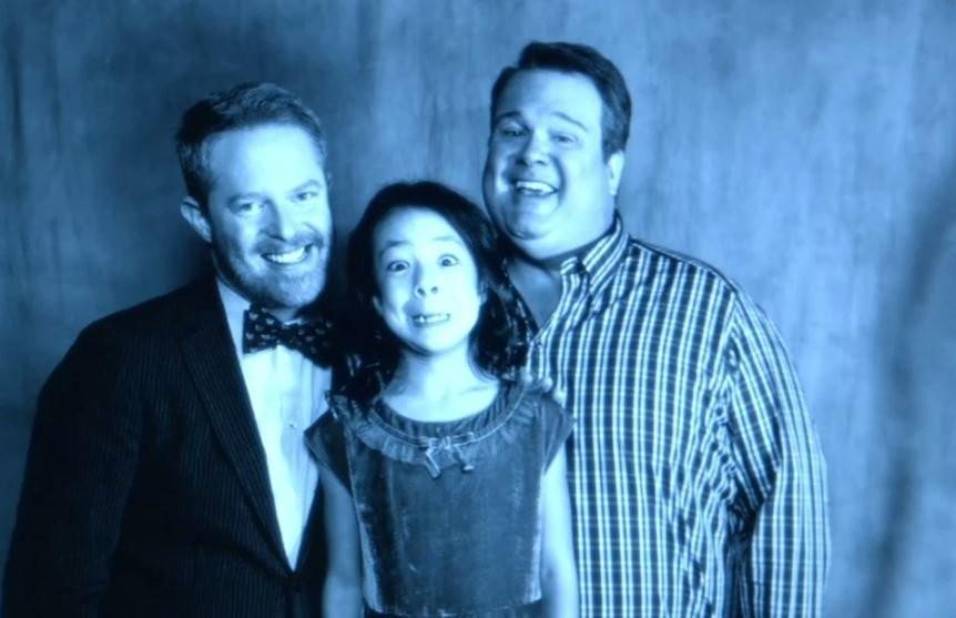 The Tucker-Pritchett Family Portrait  Modern Family-6687