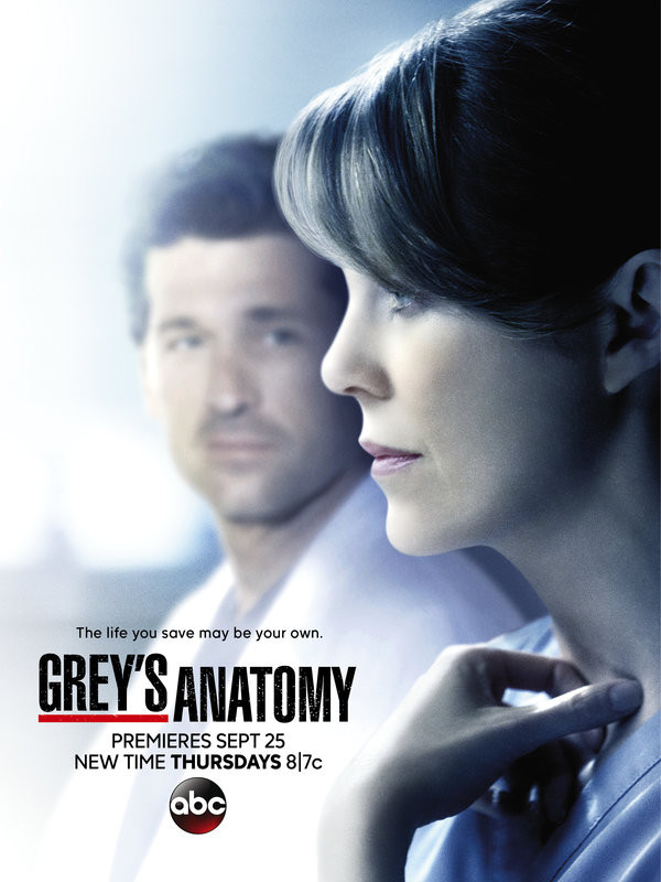 Season 11 Poster Revealed! | Grey\'s Anatomy