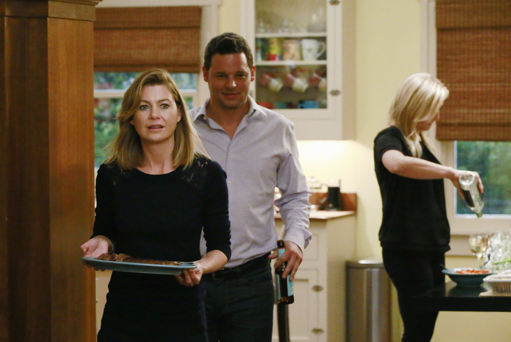Grey\'s Anatomy Sneak Peek: Meredith Traumatized by Callie\'s New ...