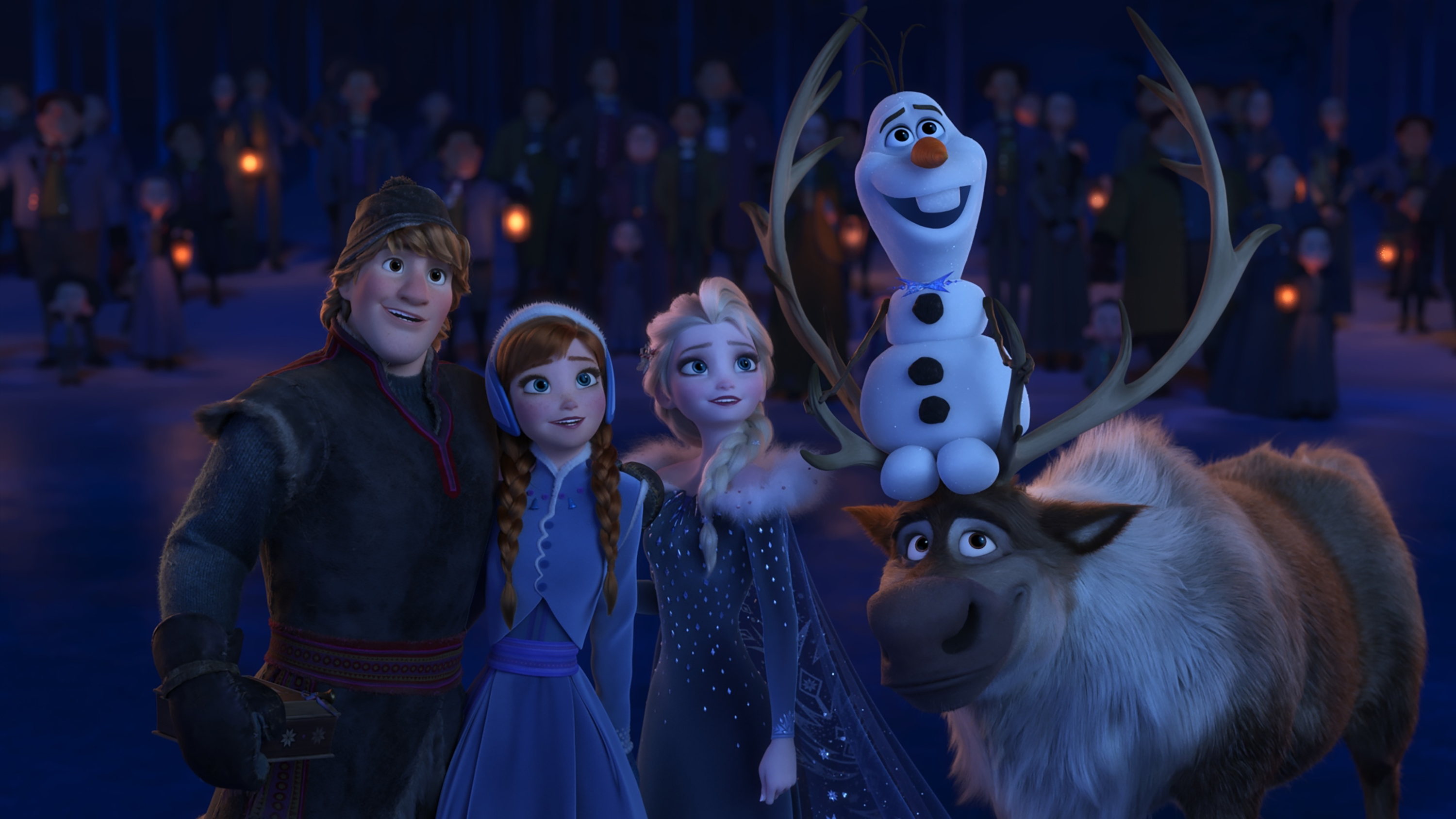 Olaf\'s Frozen Adventure Is Part of the 25 Days of Christmas!! | ABC ...