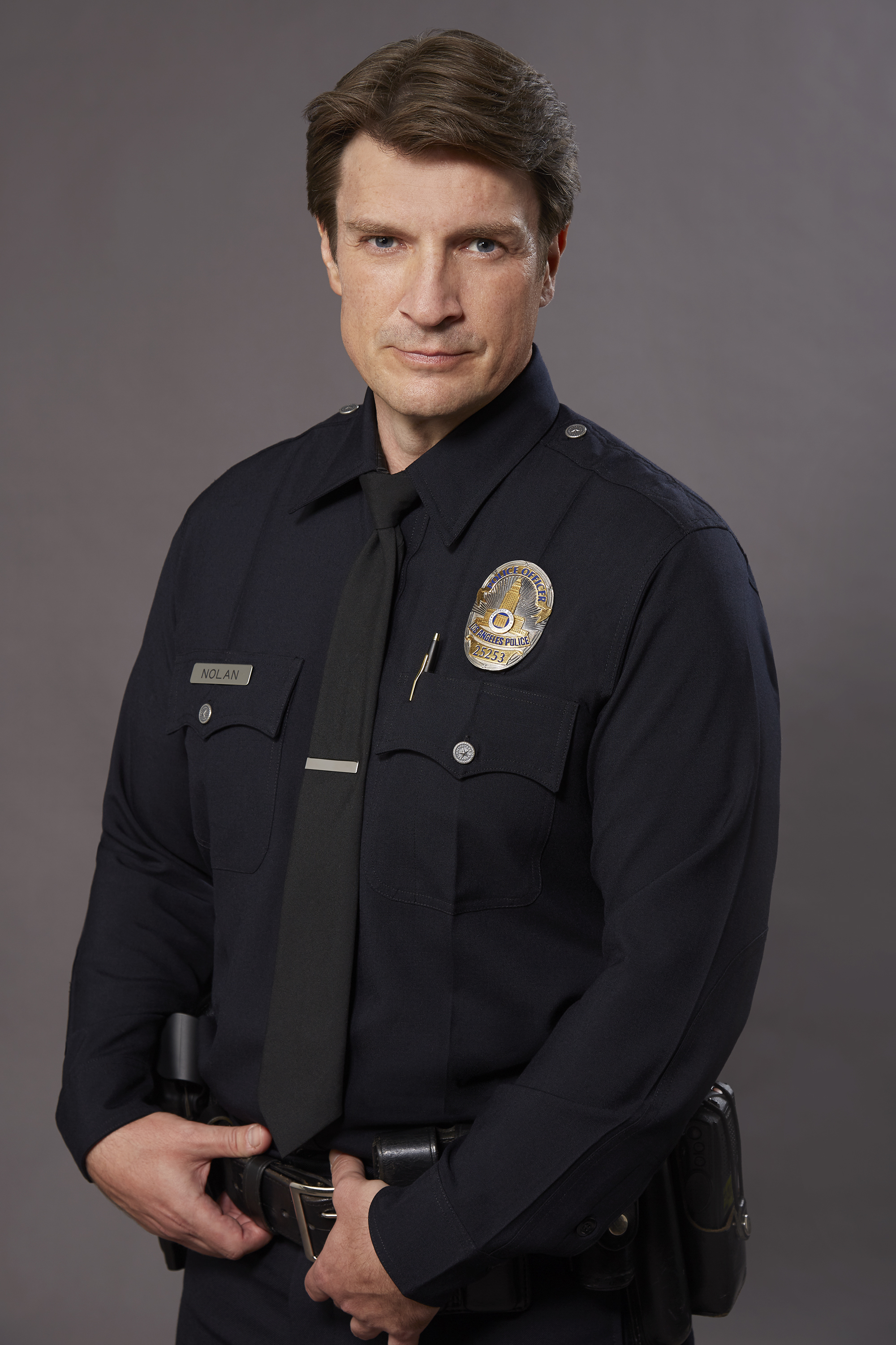 The Rookie Starring Nathan Fillion Premieres Tuesday October