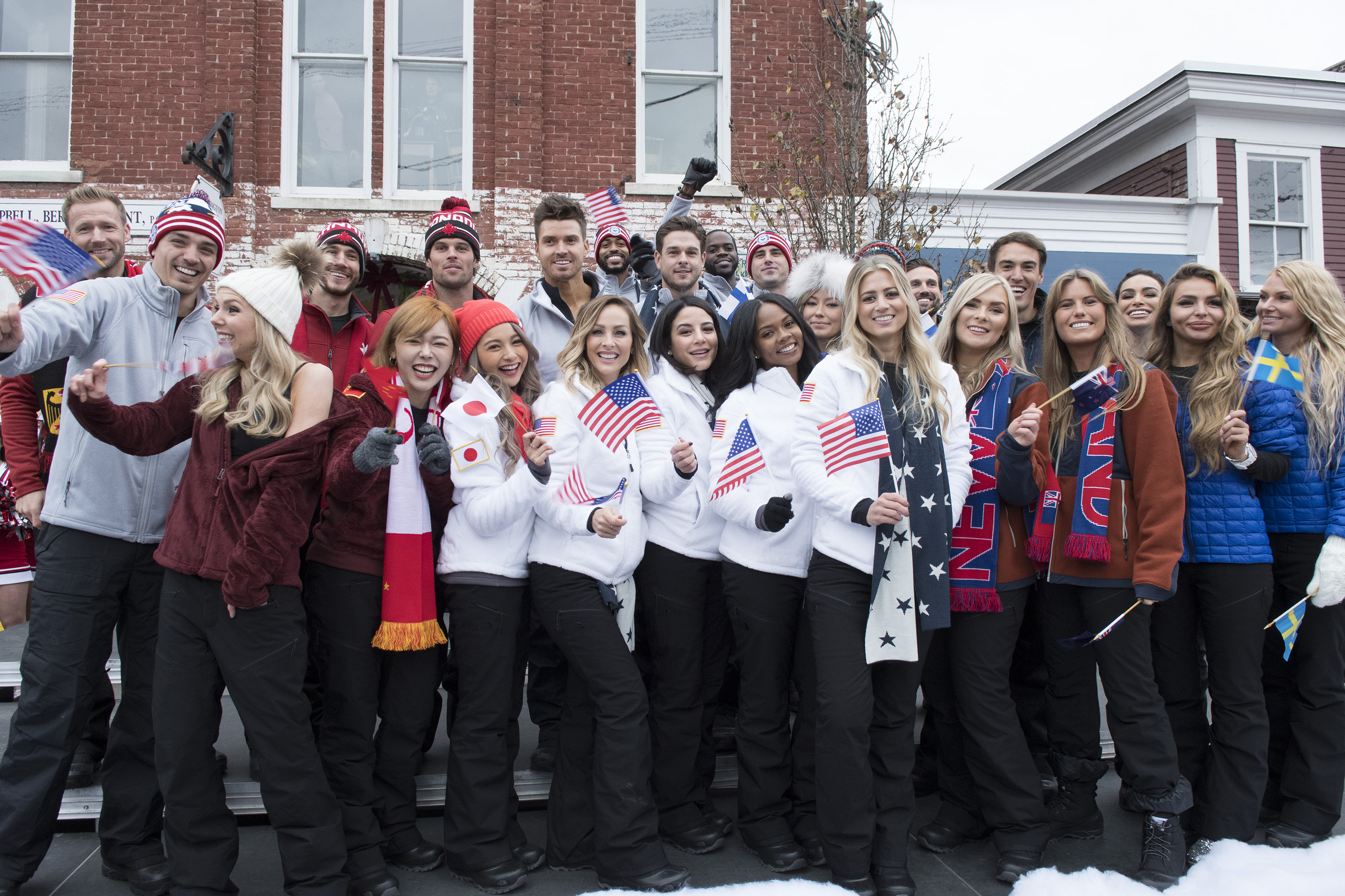 The Bachelor Winter Games Meet The Cast The Bachelor Winter Games