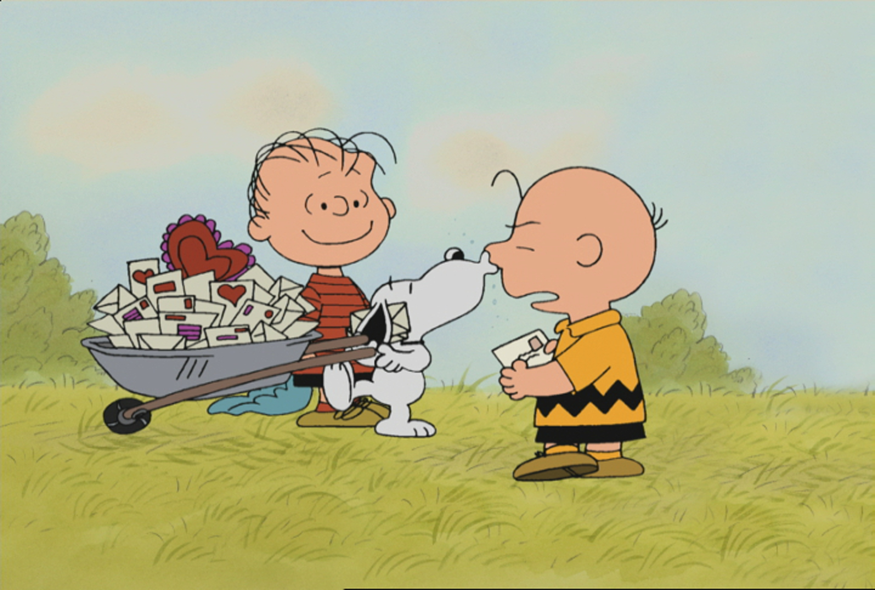 Image result for valentines day for kids charlie brown