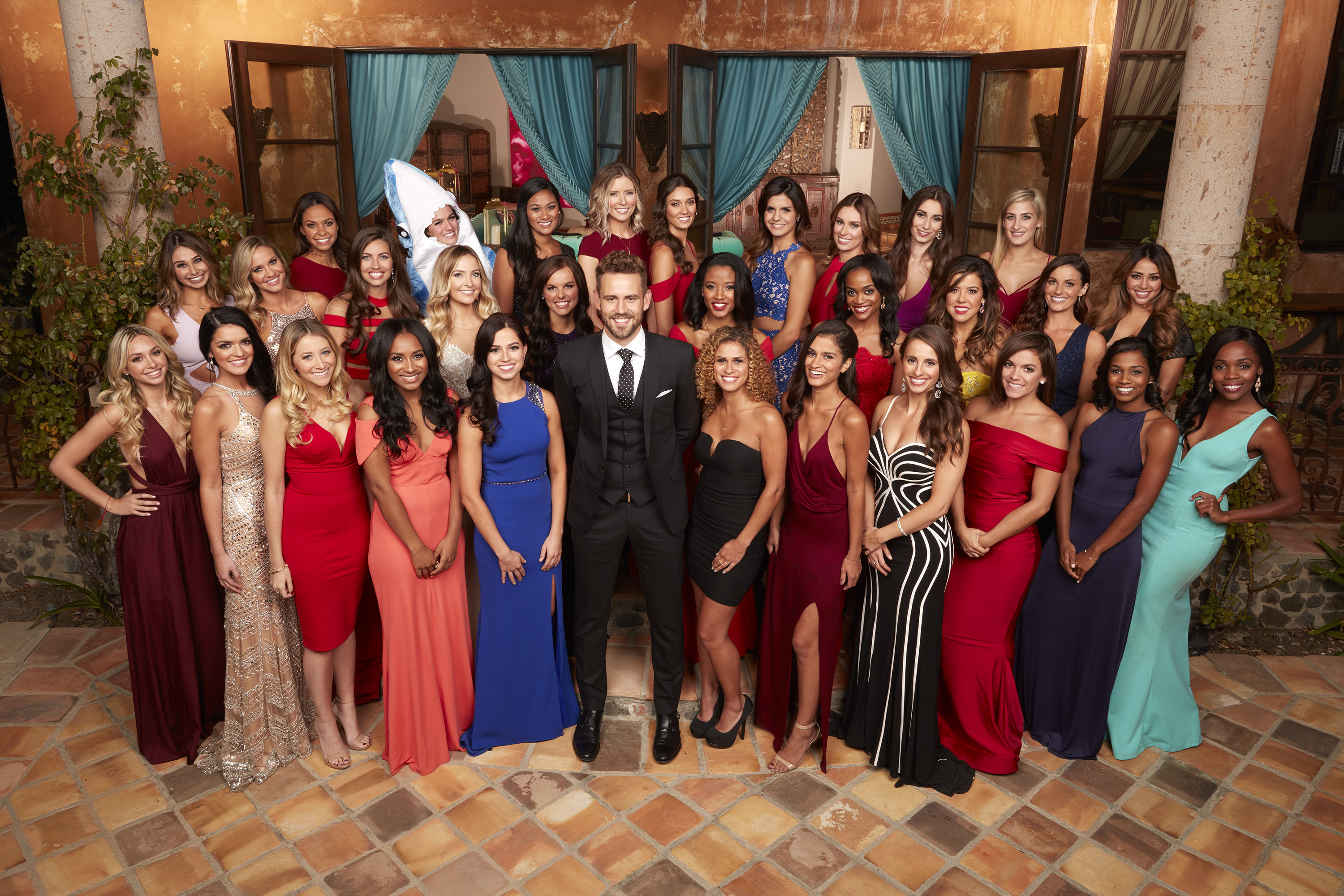 Entzuckend Fourth Timeu0027s The Charm For The Next Bachelor, Handsome Software Salesman  Nick Viall, And Now We Finally Get To See The 30 Ladies Who Will Make Up  The ...