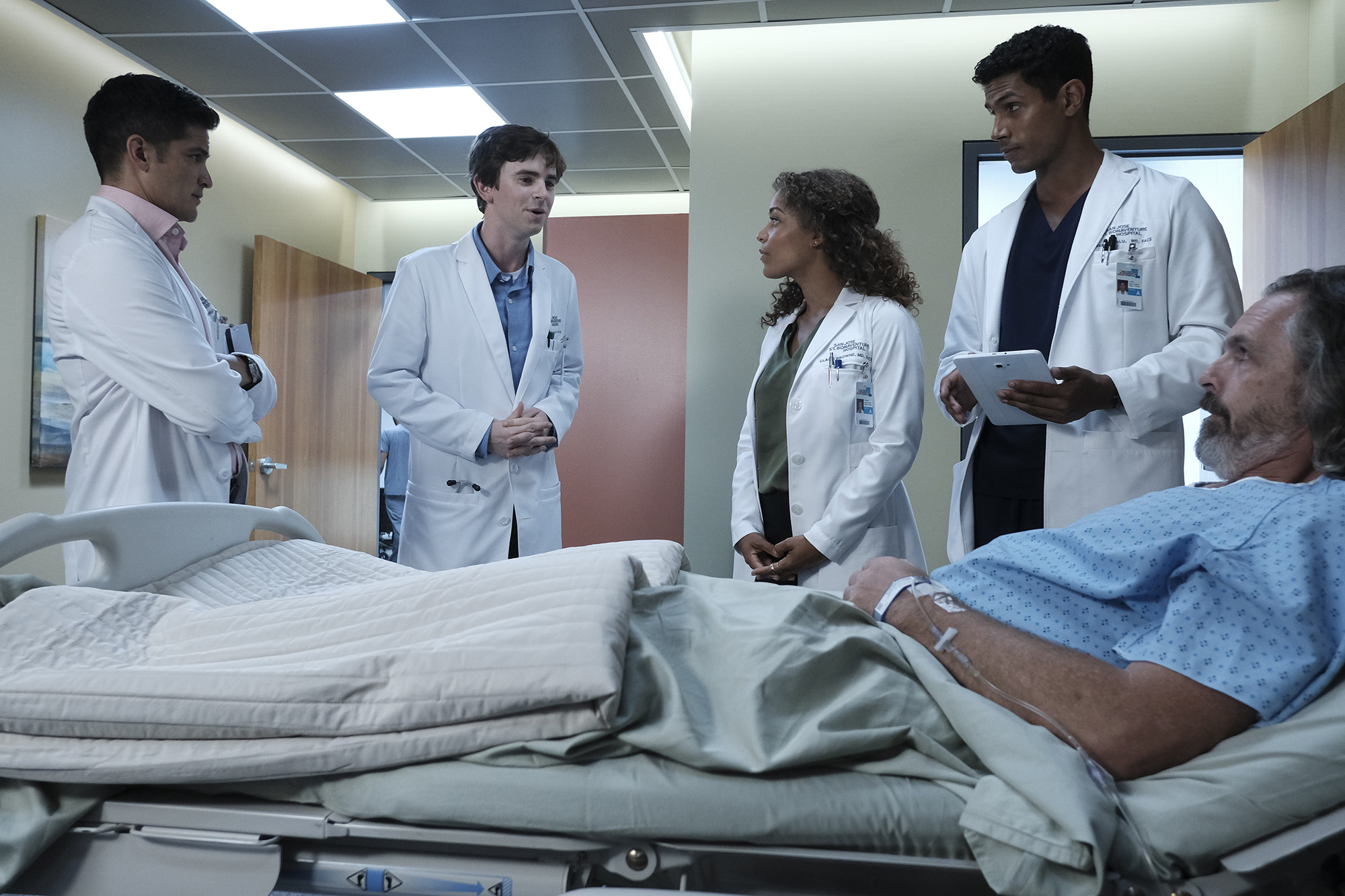 Watch The Good Doctor Episode 1 Online Free - No Sign In