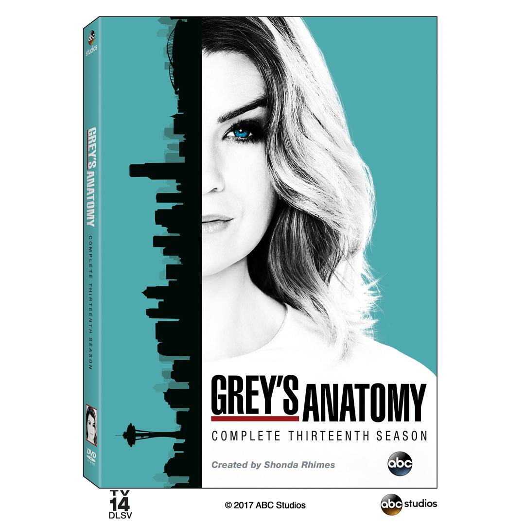 Own Season 13 Of Greys Anatomy On Dvd Greys Anatomy