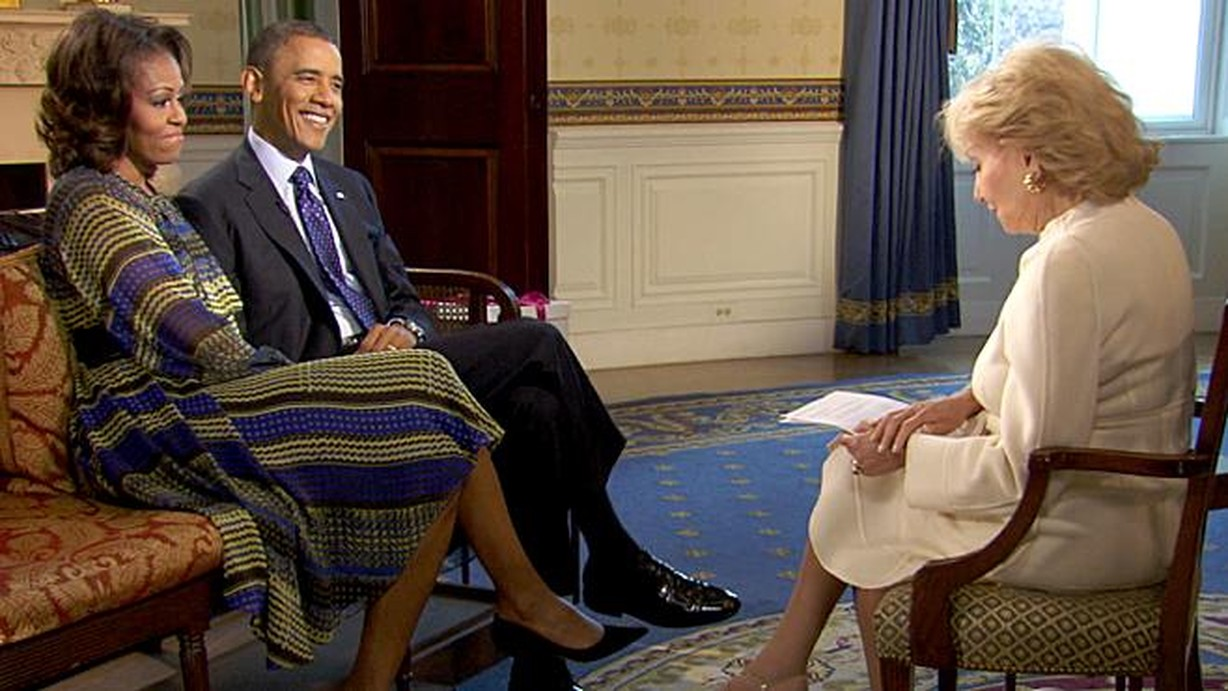 20/20: President Obama and First Lady Address Criticism ...