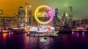 'The 2021 ESPYS Presented by Capital One' LIVE SATURDAY JULY 10