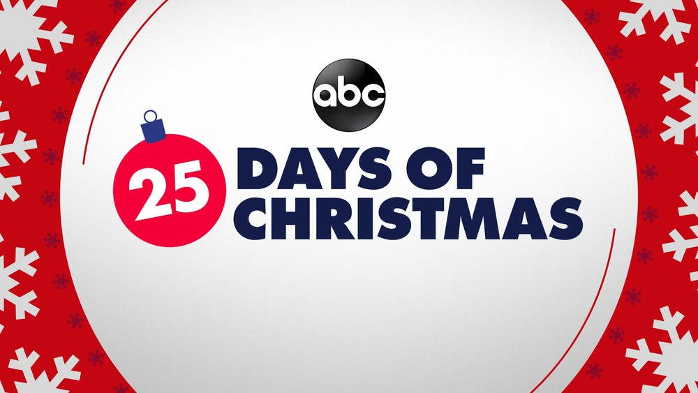 66c816760b2b58 ABC s 25 Days of Christmas 2018 Schedule