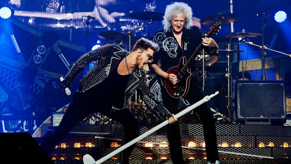 Watch The Queen + Adam Lambert Story Monday, April 29 8