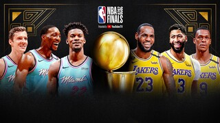 Watch The 2020 Nba Finals On Abc Los Angeles Lakers Vs Miami Heat Abc Updates