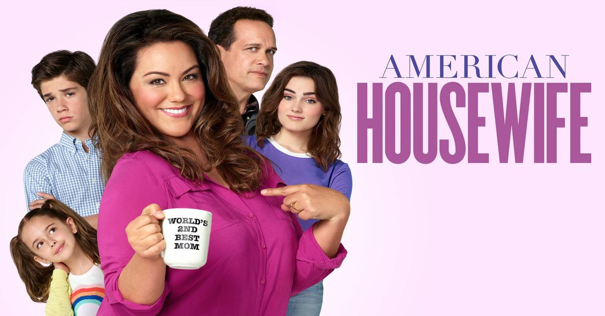 About American Housewife TV Show Series