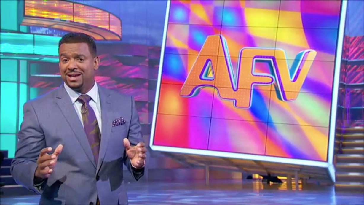 Hairy guy video on afv