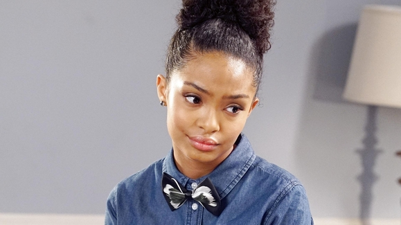Watch Zoey Can Take Care Of The Kids Video Black Ish