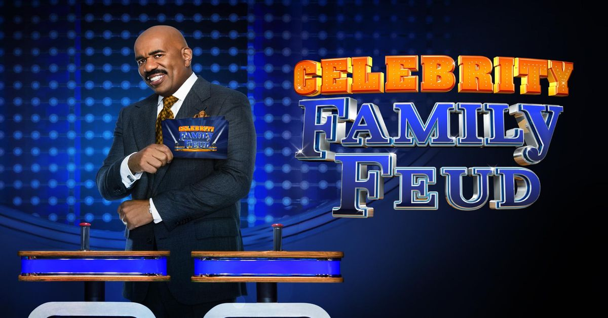 Celebrity Family Feud - Wikipedia