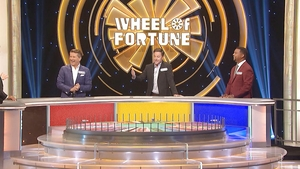 Robert Herjavec, Chris Harrison, and Alfonso Ribeiro