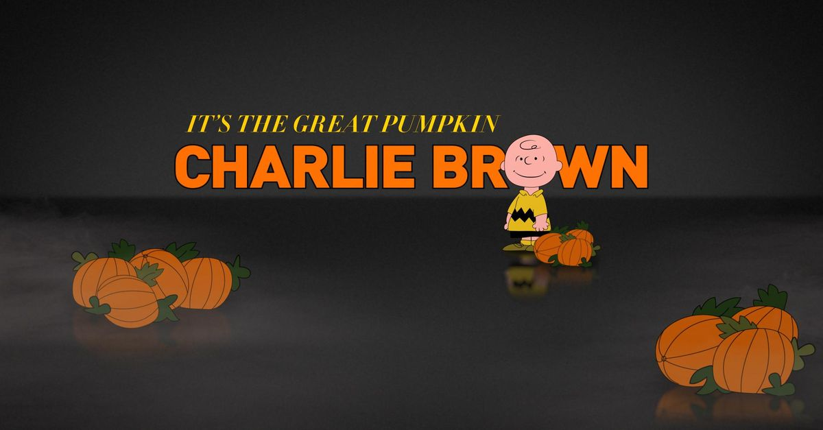 when does charlie brown halloween come on 2020