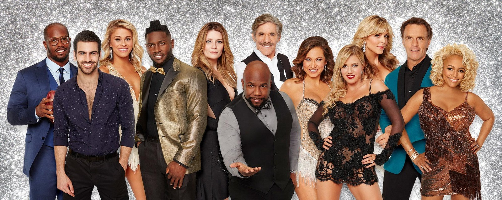 Dancing with the Stars, Cast, Characters and Stars