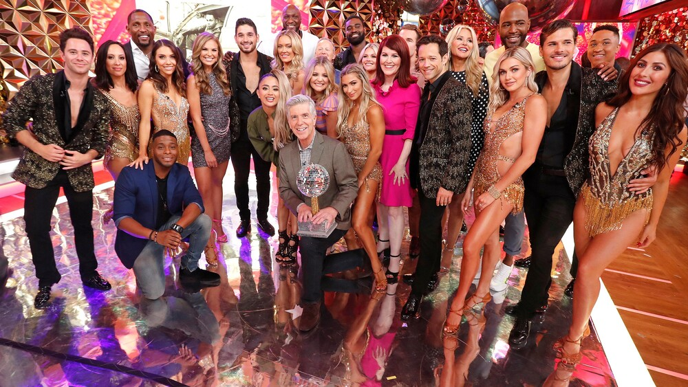 Dancing With The Stars 2019 Cast Revealed Dancing With The Stars
