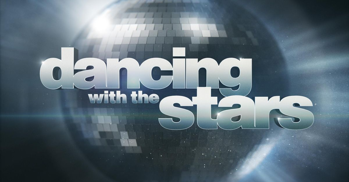 Image result for dancing with the stars logo