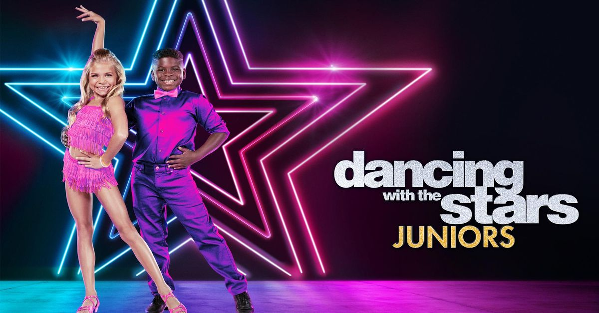 Watch Dancing With The Stars Juniors Tv Show Abc Com