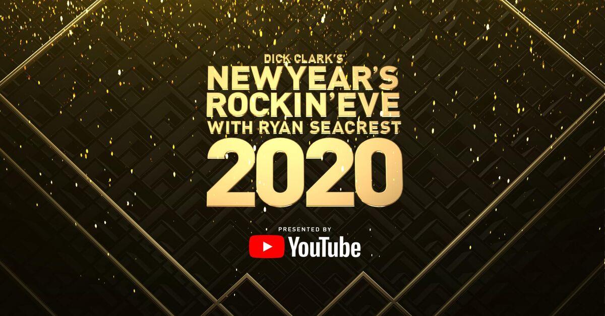Rockin Christmas Eve 2020 Watch Dick Clark's New Year's Rockin' Eve with Ryan Seacrest TV