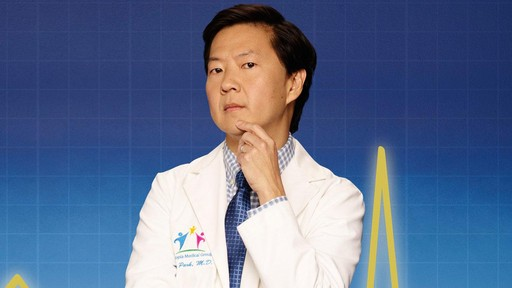 Ken Jeong as Dr  Ken | Dr  Ken