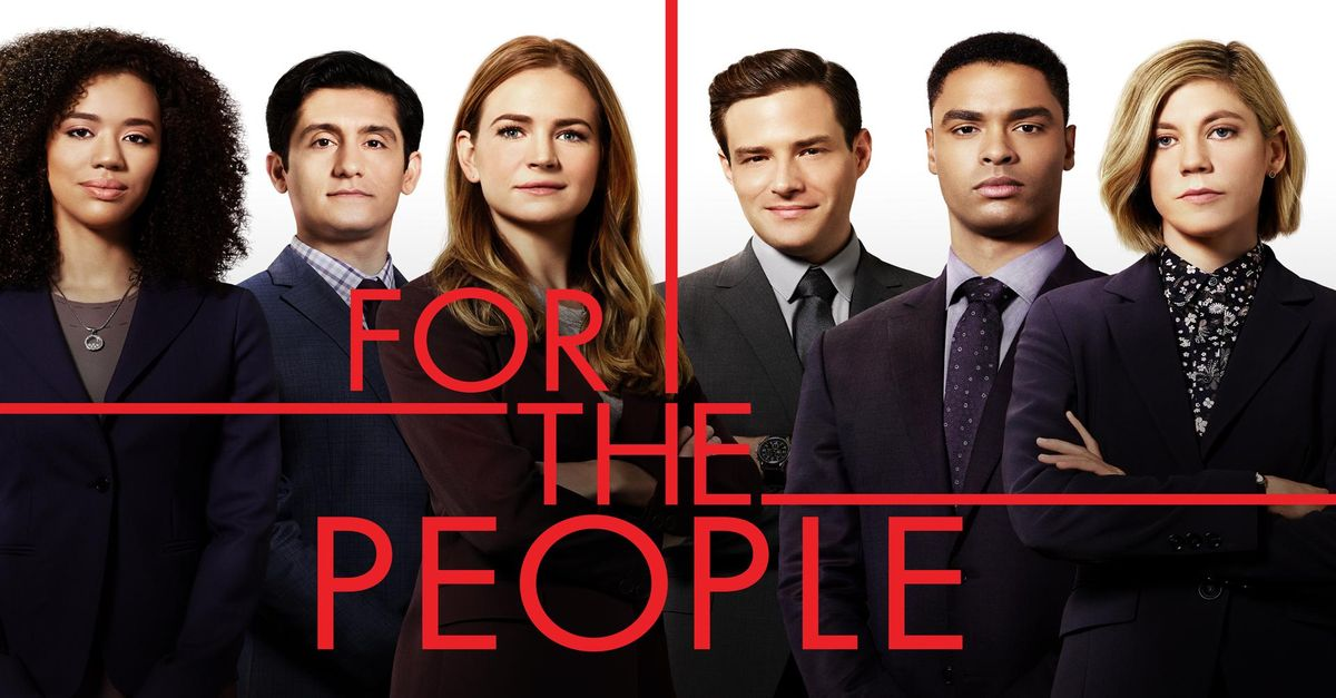 Watch For The People TV Show - ABC com