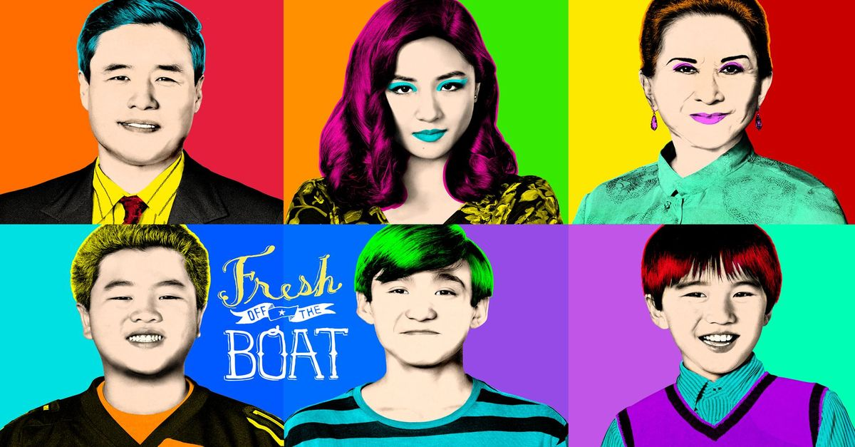 Fresh Off the Boat Full Episodes | Watch Season 5 Online - ABC com