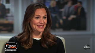 Strahan and Sara: 04/25/19: Jennifer Garner on '13 Going on 30' and Her Natural Foods Company Watch Full Episode | 01/141/season