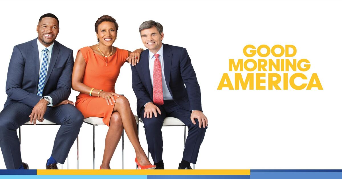 Good Morning America Full Episodes | Watch the Latest Online