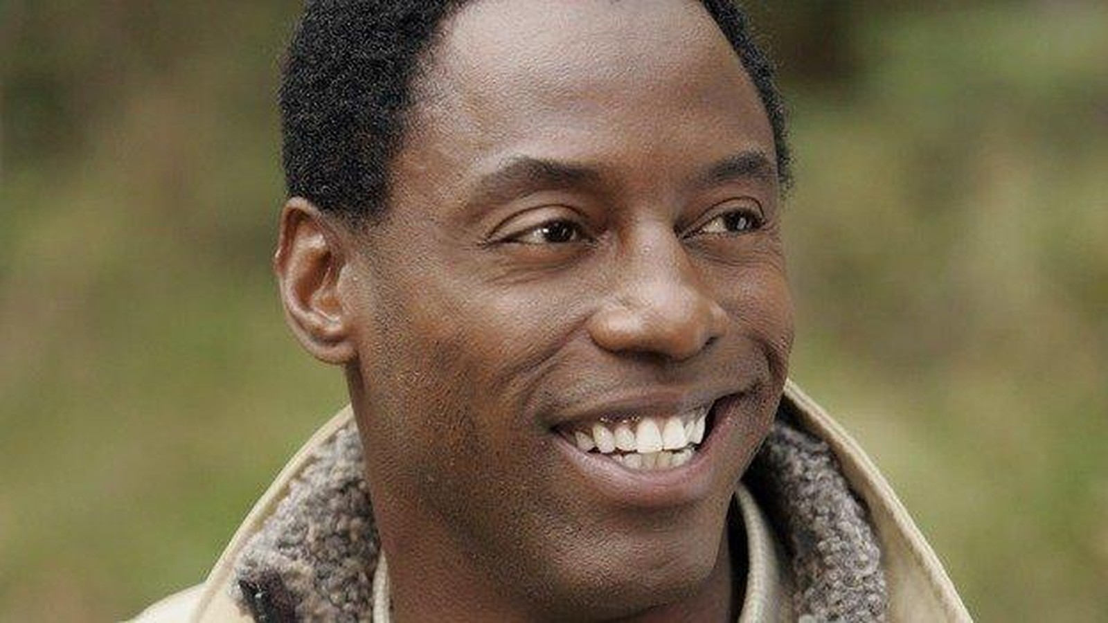 Grey S Flashback Preston Burke Grey S Anatomy
