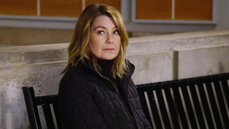 Meredith Grey Season 12
