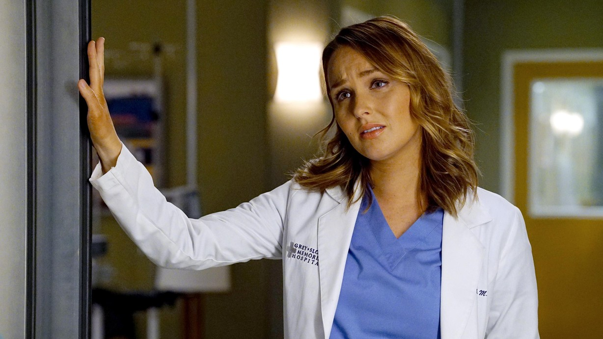 Watch Grey\'s Anatomy Season 13 Episode 09 You Haven\'t Done Nothin ...