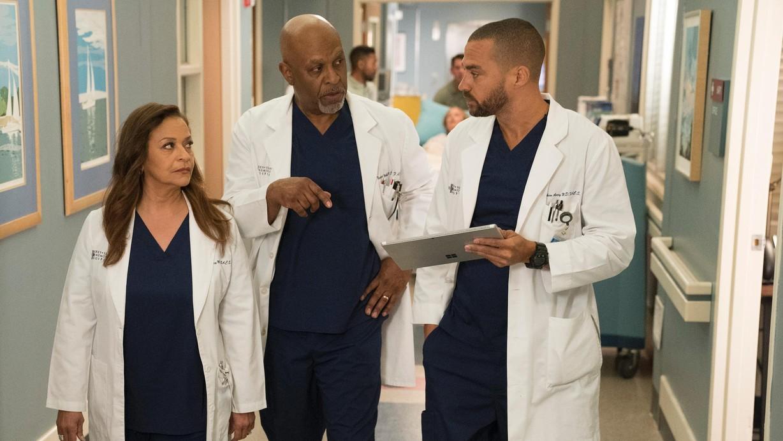 Watch Grey\'s Anatomy Season 14 Episode 16 Caught Somewhere in Time ...