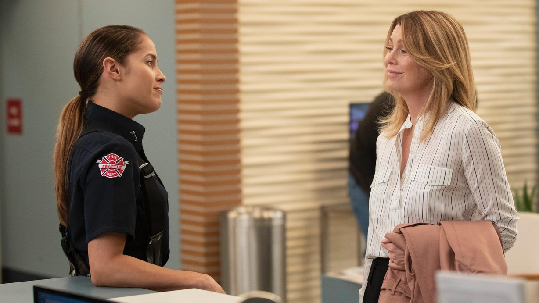 Watch Greys Anatomy Season 15 Episode 04 Momma Knows Best Online