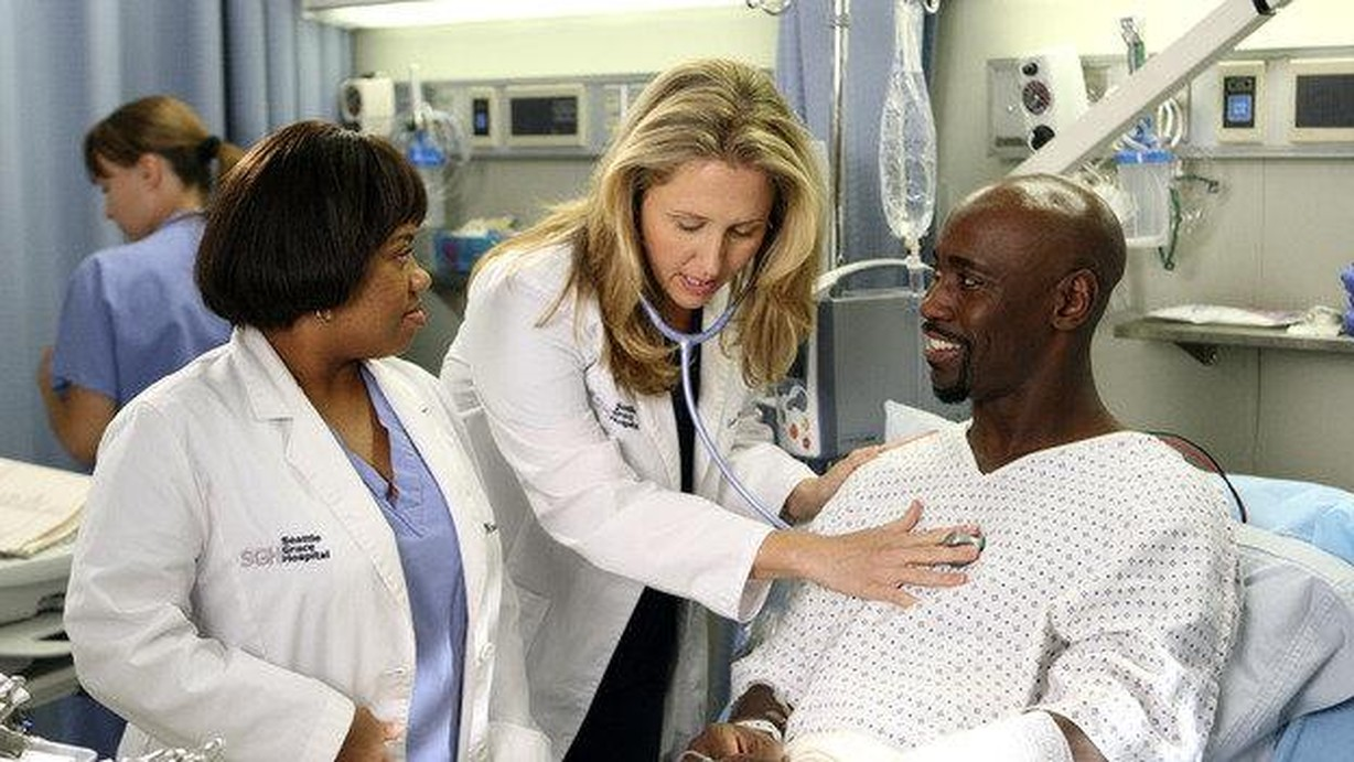 Watch Greys Anatomy Season 4 Episode 08 Forever Young Online