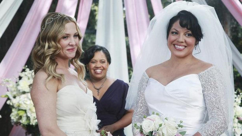 Watch Grey\'s Anatomy Season 7 Episode 20 White Wedding Online