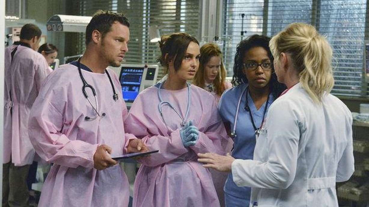 Watch Grey\'s Anatomy Season 9 Episode 24 Perfect Storm Online